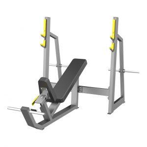 میز پرس بالا سینه شیب دار المپیکی DHZ E3042