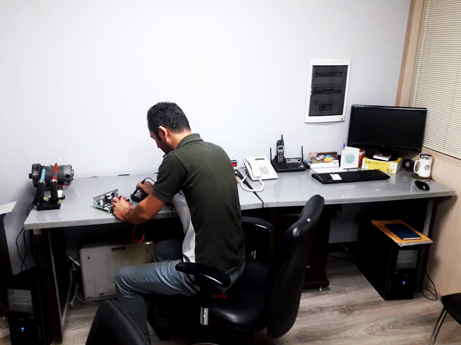 Service Office