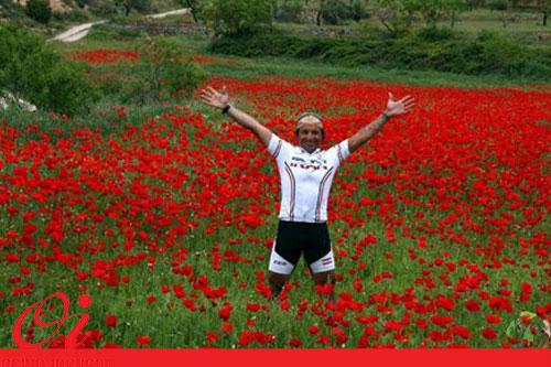 گفت و گو با محمد تاجران دوچرخه سوارِ جهان گرد