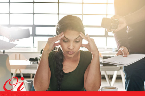 6راه مبارزه با استرس