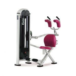 دستگاه عضلات بالای شکم ثابت پاناتا FitEvo مدل 1FE065