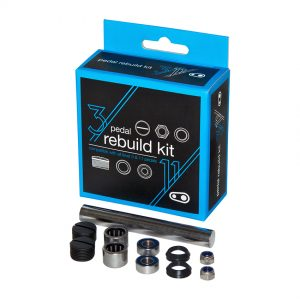 پکیج پنجه رکاب دوچرخه،کرانک برادرز Rebuild kit 3 &11