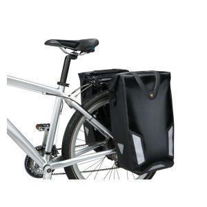 خورجین عقب دوچرخه برند تاپیک رنگ مشکی