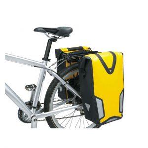 خورجین عقب دوچرخه برند تاپیک رنگ زرد