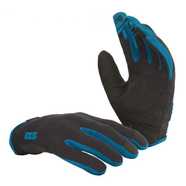 iXS TR-X1.1 Gloves-Blue