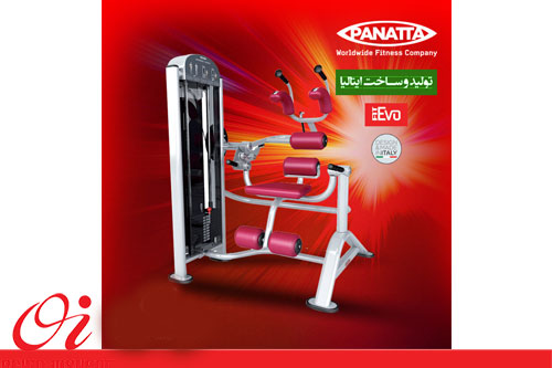 دستگاه شکم متحرک وزنه آزاد پاناتا مدل 1HP565