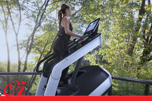 دستگاه پله ورزشی