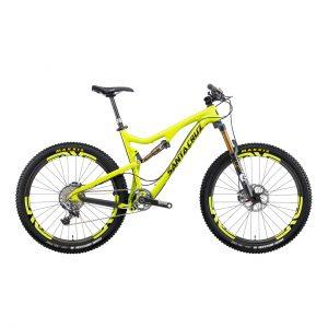 دوچرخه کوهستان سانتاکروز Bronson carbon