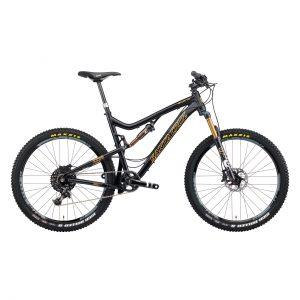 دوچرخه کوهستان سانتاکروز Blur