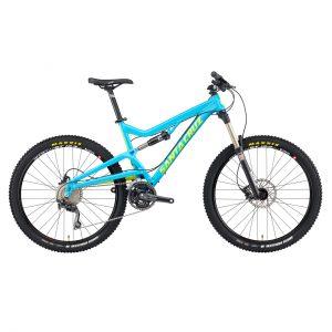 دوچرخه کوهستان سانتاکروز Helcker